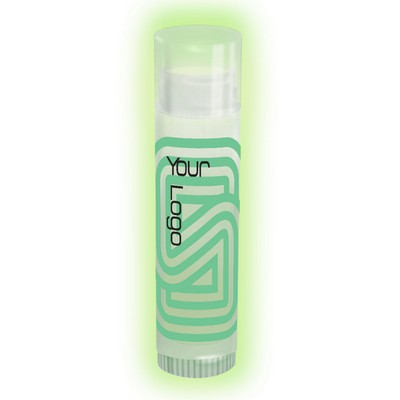 Glow in the Dark Lip Balm