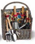 Custom Countryside Garden Basket