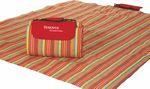 Custom Waterproof Picnic Blanket, Mega Mat w/ Shoulder Strap - 48