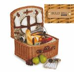 Custom Benton 2 Person Picnic Basket
