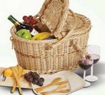 Custom Eco Creston Picnic Basket