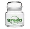Custom 22 oz. Glass Apothecary Jar