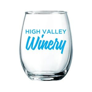 5.5 oz. Stemless Taster Wine Glass