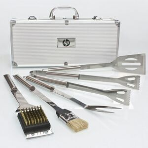 5-Piece Stainless Steel Tool Set