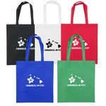 Custom 80 GSM Non Woven Shopping Tote Bag