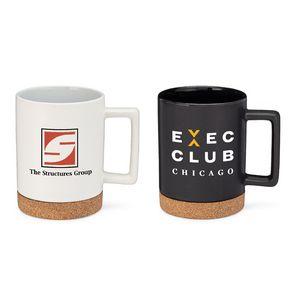 11 Oz. Colored C-Handle Mug