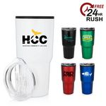 Custom 16 Oz. Mega Stainless Steel Tumbler
