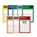 Custom See Thru Solar Calculator