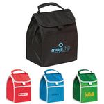 Custom 6 Pack Promotional Non-Woven Cooler Bag