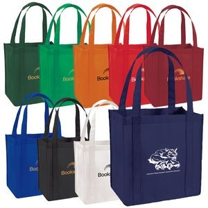 80 GSM Non Woven Shopping Tote Bag