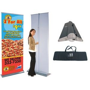 Orient 60 Retractable Banner Stand