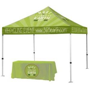 Event Tent Package #1 Tent + Throw