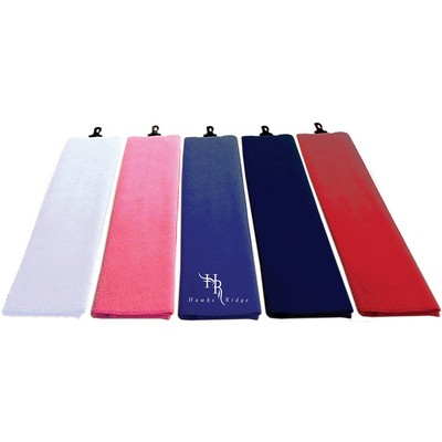 Extra Plush Micro Fiber Towel - Embroidered