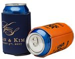Custom FoamZone Collapsible Can Cooler