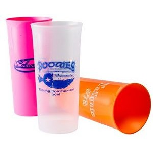 "17 oz. ""Colosseum"" Stadium Plastic Cup - Closeout Special Pricing"