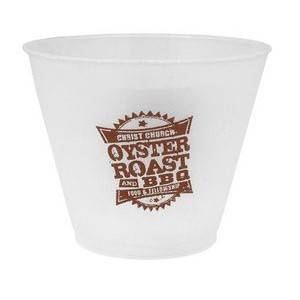 9 oz. Frost-Flex Reusable Plastic Stadium Cup