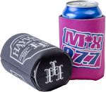 Custom FoamZone USA Made Collapsible Can Cooler