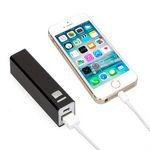 Custom PB24 Power Bank 2400 with Power Indicator Lights