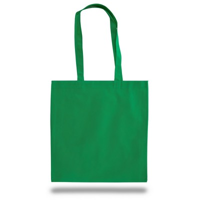"Non Woven Convention Bag w/ 26"" Shoulder Strap - Blank (15""x16"")"