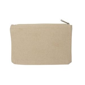 "Cosmetic Pouch - Blank (9""x 5.5"" x 5"" x 0.75"")"