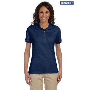 Ladies' Jerzees® SpotShield™ Blended Jersey Polo Shirt