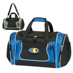 Custom Jumbo Travel Duffle Bag