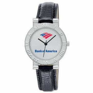 Women's Quality Strap Collection With Silver Dial And Roman Numeral