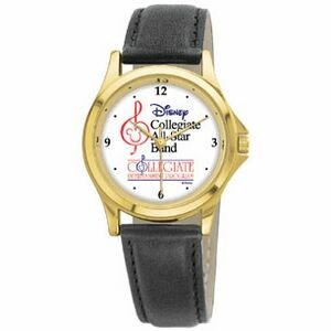 Ladies' Promotional Watch Collection With Gold Face