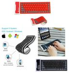Custom iBank(R)Bluetooth Wireless Keyboard for Smartphones and Tablets