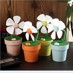 Custom iBank(R) USB powered Flower Pot Humidifier