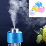 Custom iBank Portable Bottle Cap Air Humidifier with USB Cable