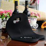 Custom iBank(R) Neoprene Wine Tote