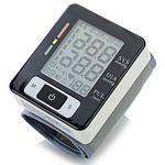 Custom iBank(R) Wrist Blood Pressure Monitor, Pulse/ Heart Rate
