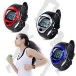 Custom iBank Heart Rate / Pulse Rate Monitor Watch