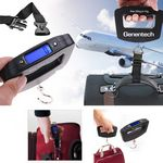 Custom iBank Electronic Digital Travel Luggage Scale