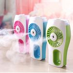 Custom iBank(R) Portable Air Humidifier Fan