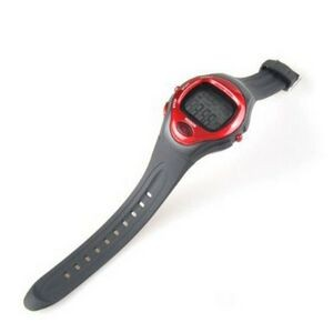 iBank(R) Sport Watch Heart Rate Pulse Monitor Calories/Red
