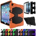 Custom iBank(R) Rubberized Back Cover for iPad Mini 4