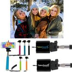Custom iBank Extendable Monopod Selfie Stick
