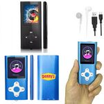 Custom iBank(R) MP3/MP4 Video Music Player with 16G Memory / Voice Recorder