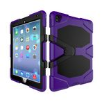 Custom iBank(R) Rubberized Back Cover for iPad Air 1