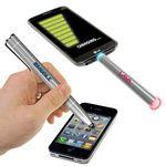 Custom Power Bank w/Stylus Pen