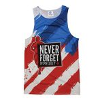 Custom Sublimated Mens Tank Top