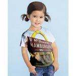Custom Sublimated Toddler Tee