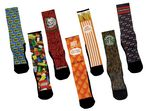Custom Sublimated Socks, Sublimation Dye Sub Printing
