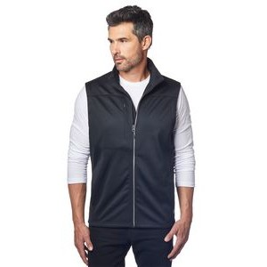 Men's Flash Bonded Soft Shell Vest