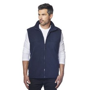 Premium Heavyweight Poly Fleece Vest