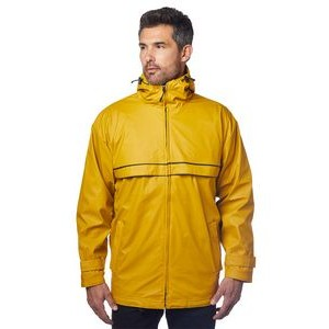 Northwest Hooded Rain Slicker Coat