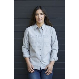 Ladies' Ironside Chambray Workshirt