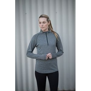 Ladies Codex 1/2-Zip Baselayer Shirt w/Stretch & Shape Retention